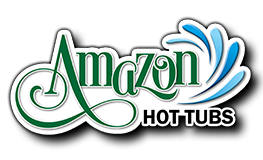 Amazon Hot Tubs Logo
